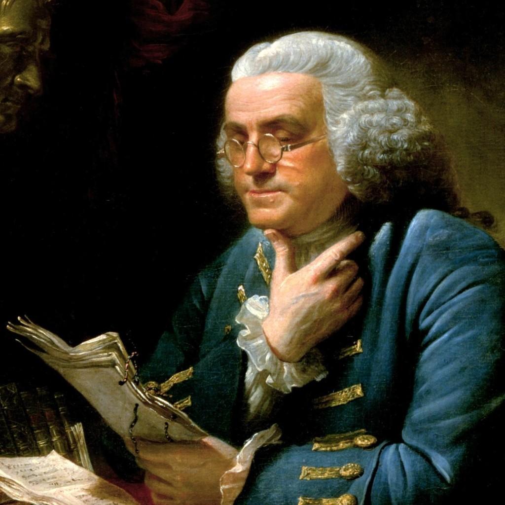 Бенджамин Франклин был почетным гражданином своей страны