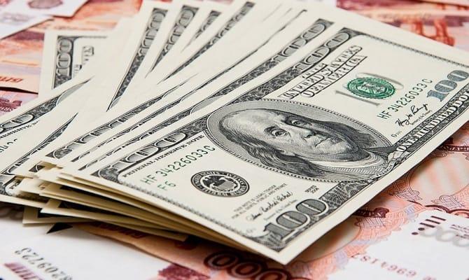 Всех интересует курс доллара