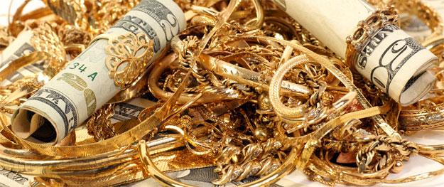Доллар обеспечен золотом