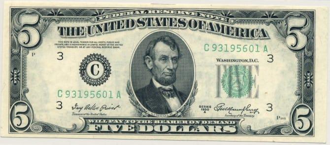 В США основной валютой является доллар